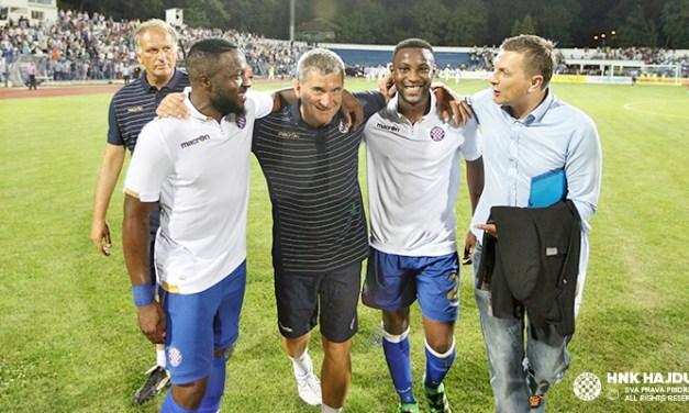 Hajduk remizirao u Rumunjskoj
