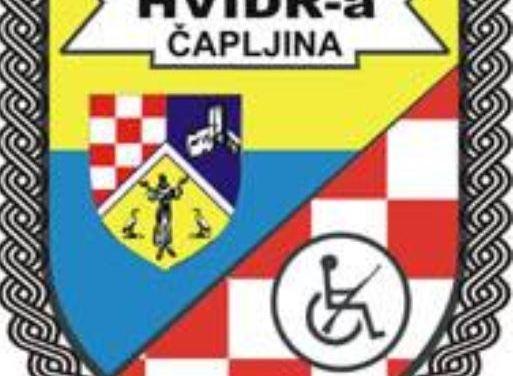 HVIDR-a Čapljina uputila poziv za donaciju