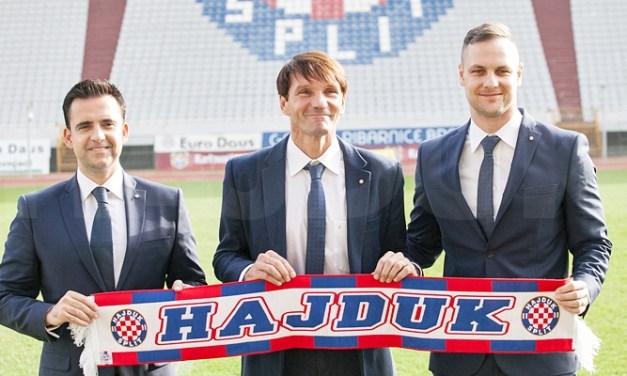 Mario Branco i Joan Carrillo produžili ugovor s Hajdukom!