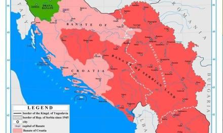 Gdje je Čapljina na srpskim kartama?