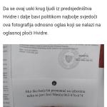 Đaka City dao podršku kandidatu HSP dr. Ante Starčević BiH.
