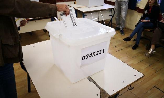 Hrvatska stranka prava dr. Ante Starčević predala liste za članove biračkih odbora