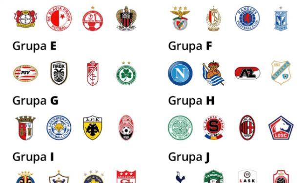 Dinamo i Rijeka saznali protivnike u Europa ligi