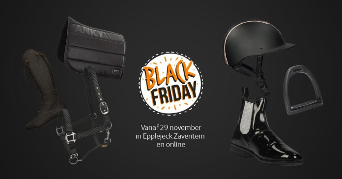 black friday epplejeck zaventem