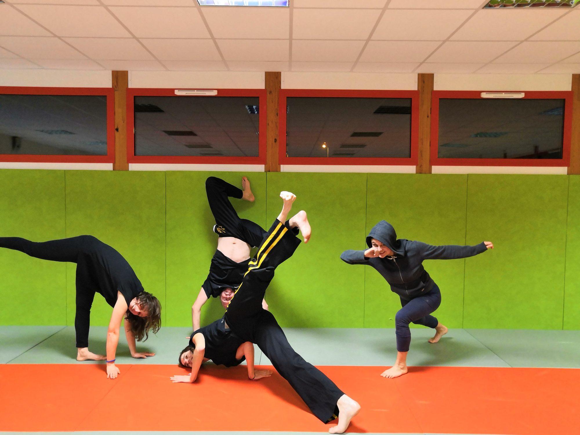 capoeira à Rennes