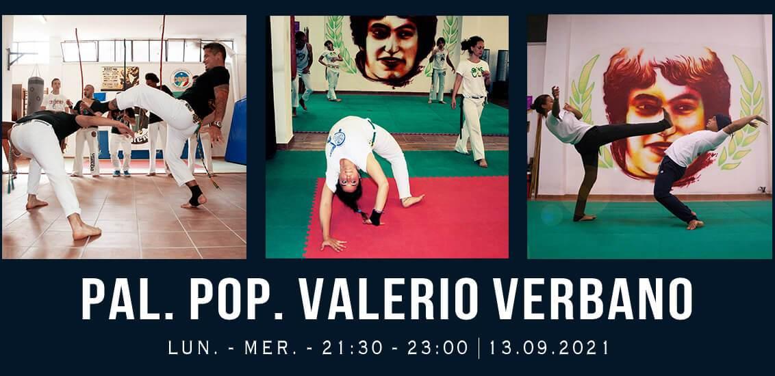 corso di capoeira a Roma Tufello