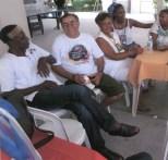 Mestre Alcides de Lima participa de encontro de culturas populares no Ceará.