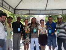 Mestres da tradição griô - roda de conversa, Teia da Diversidade, 22.05.2014.