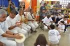 14o. Batizado Escola Amorim Lima, com mestres Alcides, Kenura, Brasília e outros, 2013.
