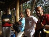 Serginho, pai de Paulinho Baraúna, Mestre Roxa, Mestre Dorival dos Santos e Mestre Eli Pimenta