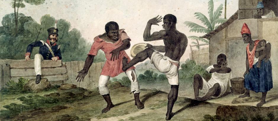 Historia Capoeira