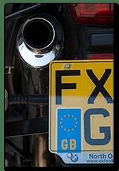 Aprilia Caponord ETV1000 Rally-Raid - back on UK registration