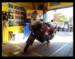 Aprilia Caponord ETV1000 Rally-Raid - Fresh MOT at Dave Clarke Motorcycles - Oxford