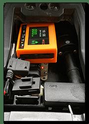 Aprilia Caponord ETV1000 Rally-Raid INNOVV K1 dual camera DV recorder 3D printed case