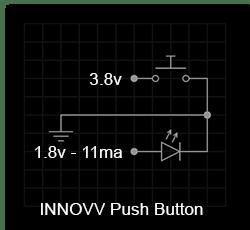 Aprilia Caponord ETV1000 Rally-Raid INNOVV button & LED schematic