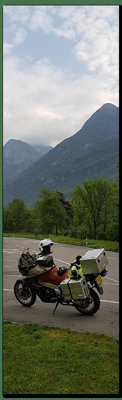 Aprilia Caponord ETV1000 Rally-Raid