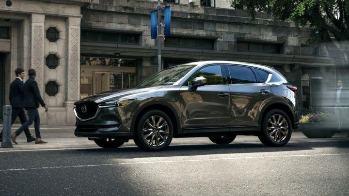 El Mazda CX-5 2019 se vuelve más lujoso y más potente