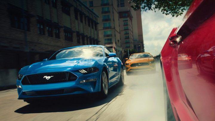 Un Ford Mustang de cuatro puertas no suena tan loco como crees