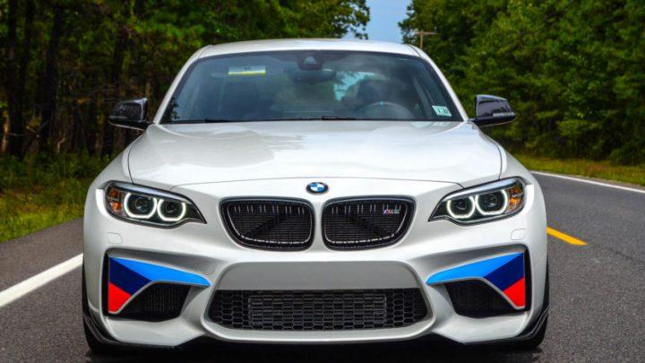 BMW M2 Performance 2017