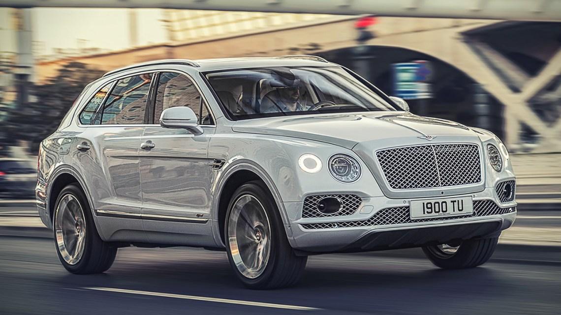 La velocidad de Bentley Bentayga en 2019 es más rápida pero no puede aplastar el Lamborghini Urus