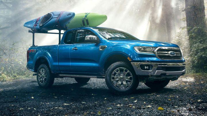 El Ford Ranger 2019 está siendo retirado del mercado por un problema de bloqueo de cambios