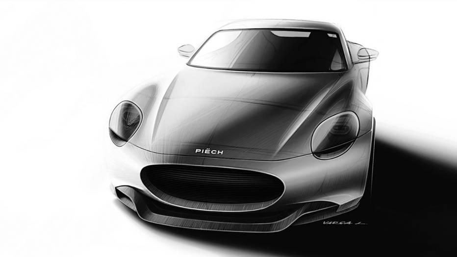 El Piëch Mark Zero, un concept de un nombre familiar, podría alcanzar los caminos en 2022