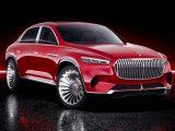 El Mercedes-Maybach GLS será el automóvil más caro construido en Estados Unidos