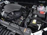 Motor de Cadillac XT5 2019