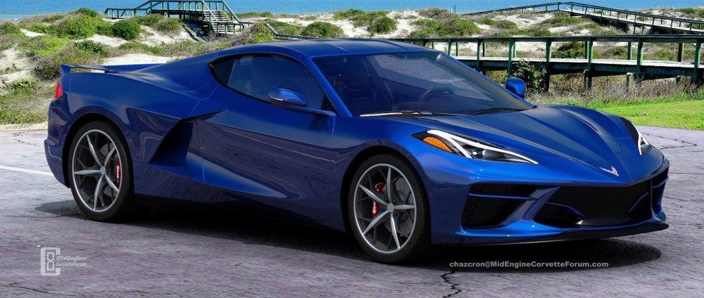 El más esperado prototipo de Chevrolet se deja ver: El Corvette C8 en acción
