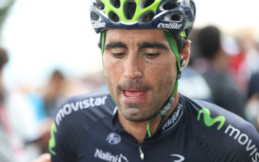 Giro d'Italia 2013 - 9a tappa Sansepolcro - Firenze 170 km - 12/05/2013 - Francisco Ventoso (Movistar) - foto Ilario Biondi/BettiniPhoto©2013