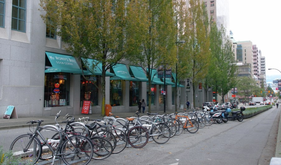 13 bicycle friendly