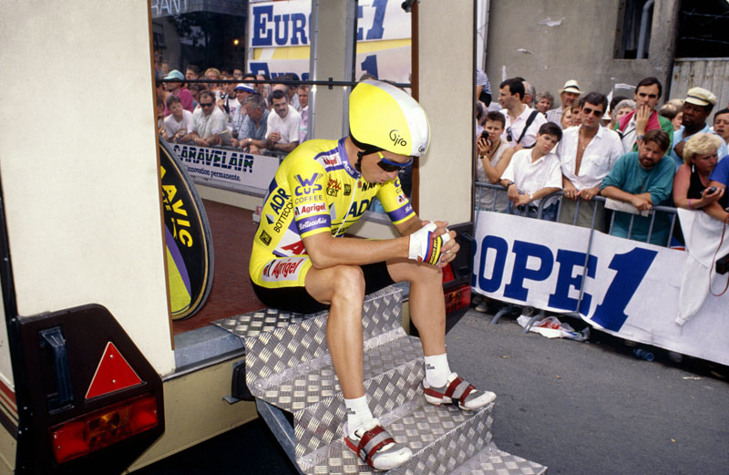 Greg LeMond: Yellow Jersey Racer by Guy Andrews