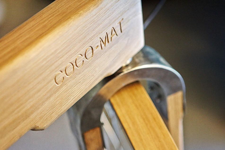COCO-MAT NEW Wooden Bike