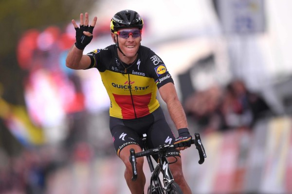 CapoVelocom Philippe Gilbert Sidelined from Racing with