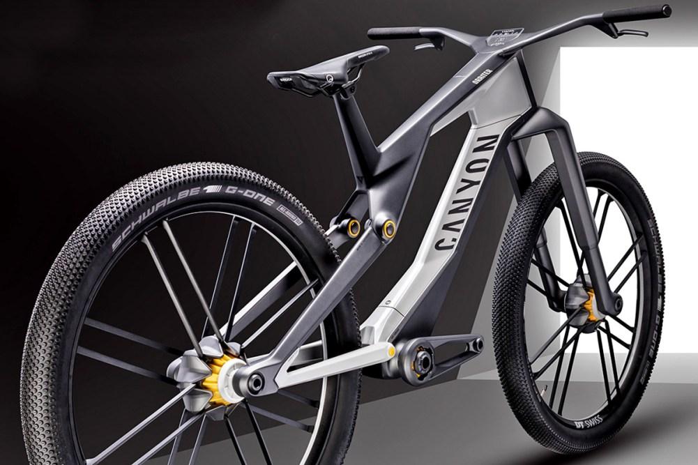 Canyon-Orbiter_urban-eMTB-concept-bike_magnetic-suspension_eMTB-prototype_Daniel-Frintz-design_rear