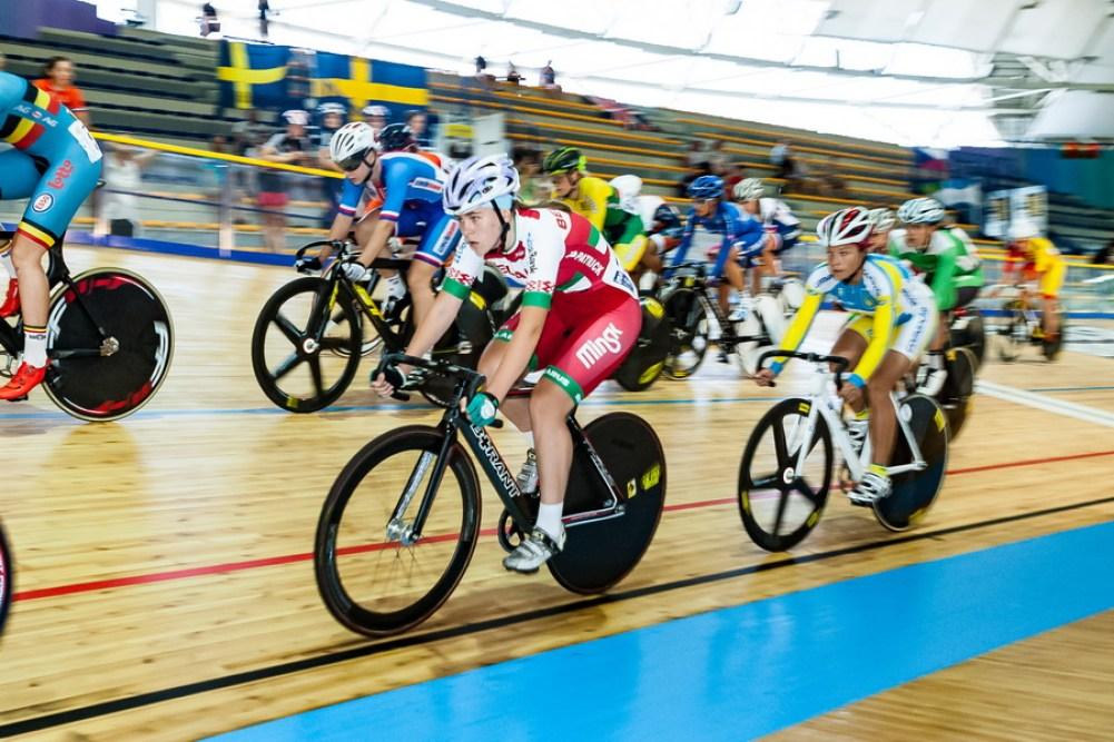 566e49f51 The 2017 UCI Junior Track Cycling World Championships get underway in  Montichiari