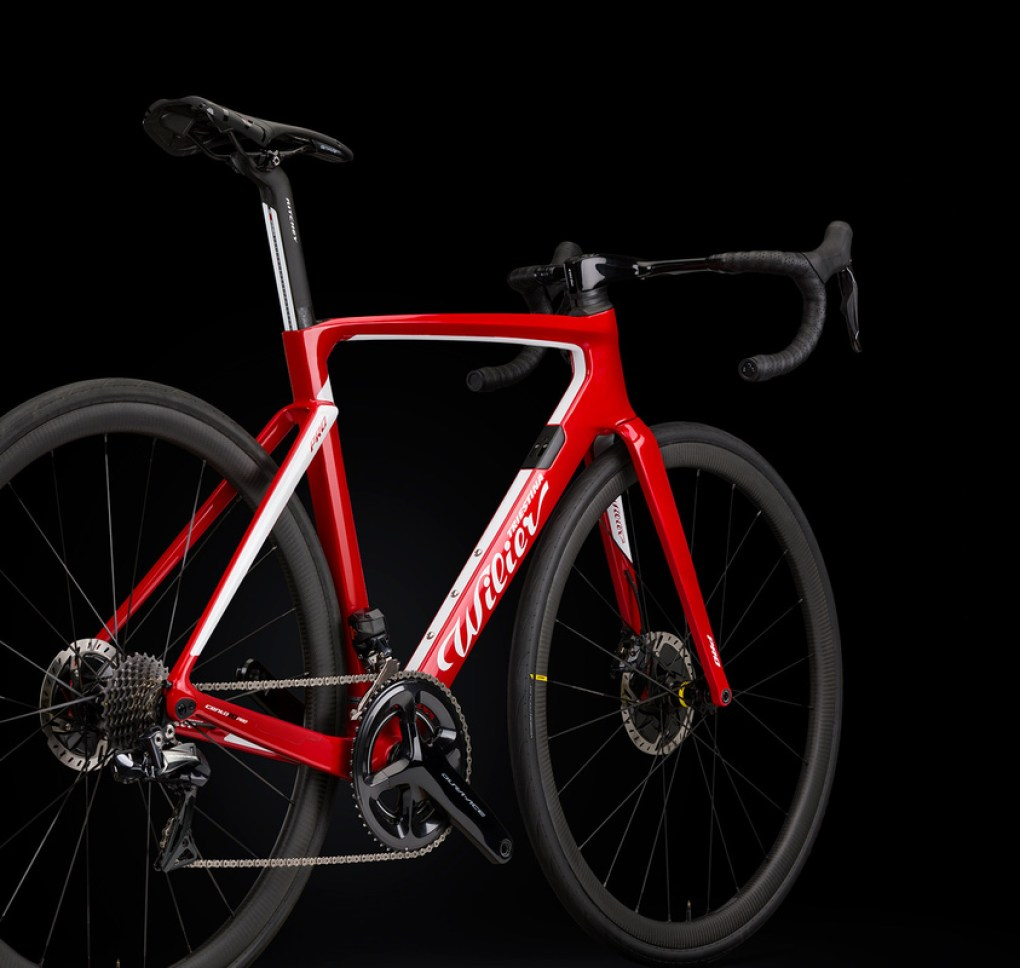 Capovelo Com Wilier Launches New Cento10pro Aero Road Bike