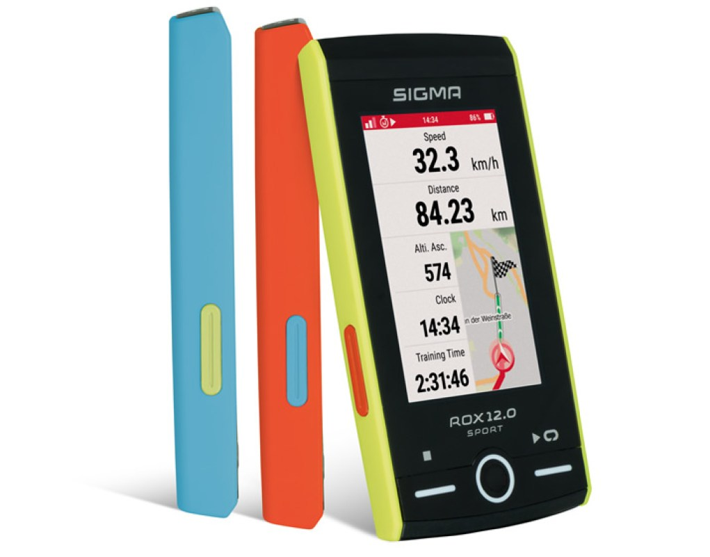 Capovelo Com Sigma Launches Rox 12 0 Gps Cycling Computer With