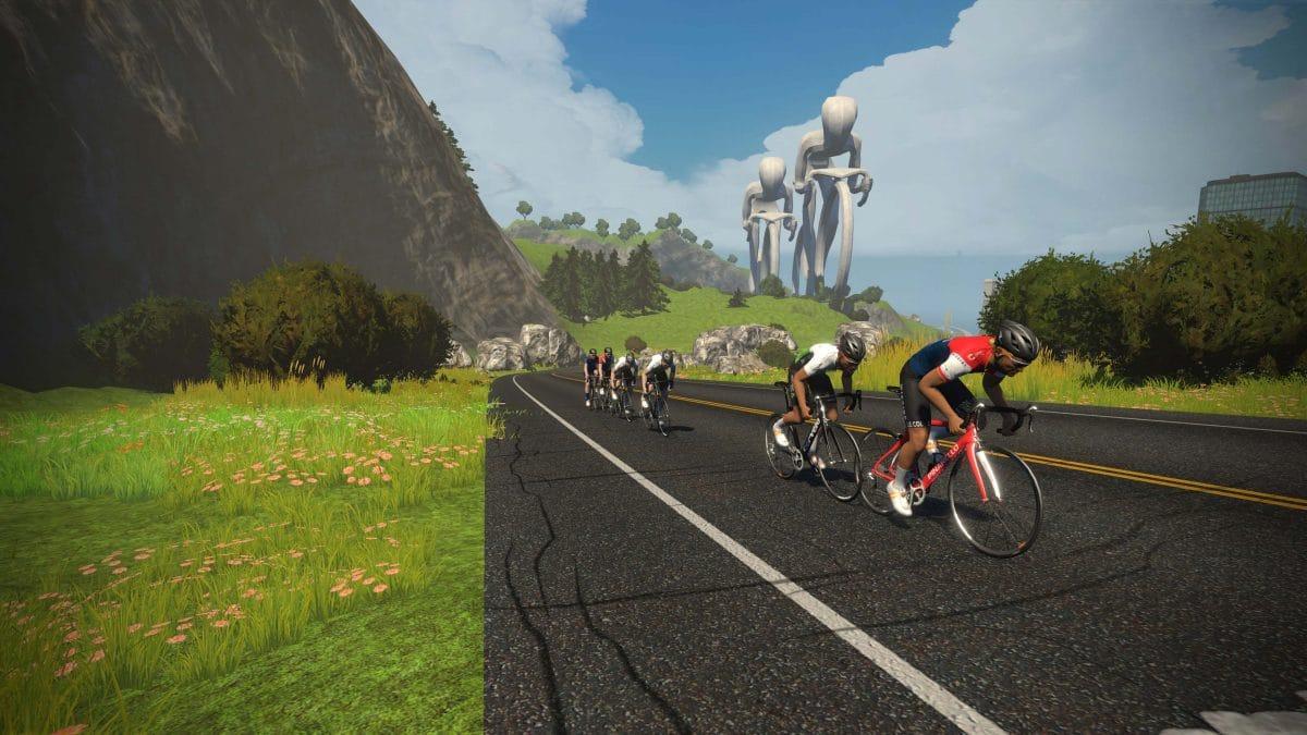 CapoVelo com | Zwift's eSports Play Could Win Big