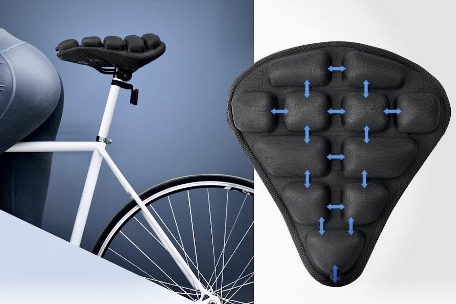 Bike Seat Comfort Stationary Bike Se Most Comfortable Bicycle Seat for Women