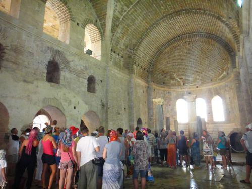 Демре мира церковь святого Николая Чудотворца
