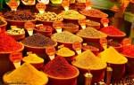 Базары и рынки Стамбула - Специи в Египетском базаре