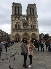 Notre Dame Cathedral!