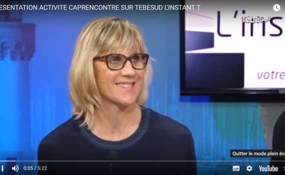 Interview de la Coach en Amour Pierrette Robert à Tebesud-Caprencontre