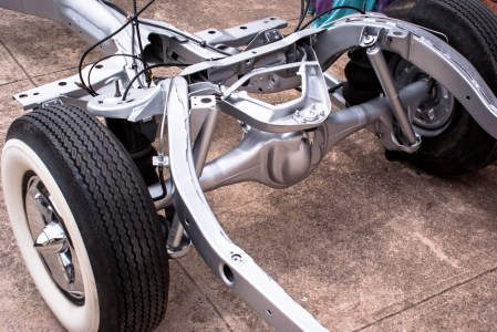 Rear detail