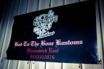 Bad to the Bone Kustoms