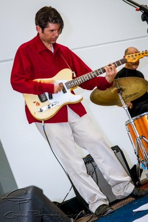 Tijuana Surf, playing guitar, rockabilly guitarists