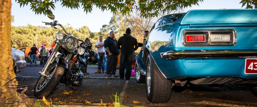 Cool cars, hot bikes; it's all cool!