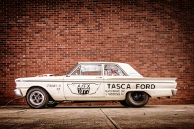 The birth of Ford's Thunderbolt came about thanks to the marriage of a 427ci big block FE motor out of a 63 Galaxie