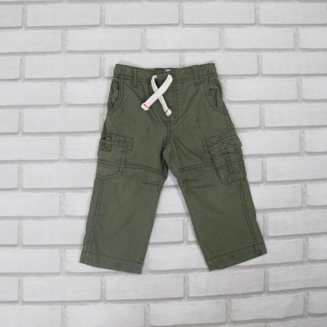Calça Verde CARTERS (12meses) R$29